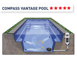 Swimming Pools Fibreglass Pools Inground Pools Compass Pools New Zealand