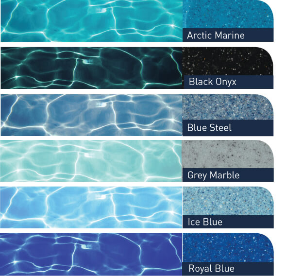 Pool Colours Compass Pools